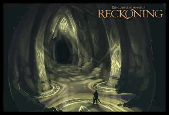 Kingdom of Amalur Reckoning concept
