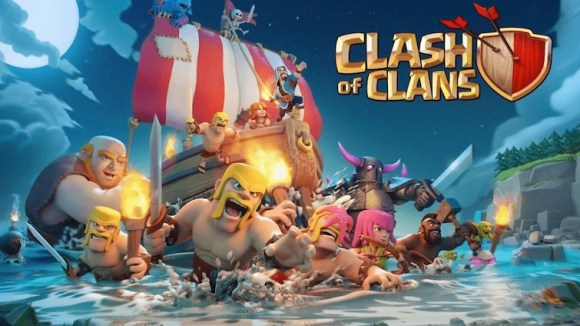 Chine achète le studio jeu video produisant Clash of Clans