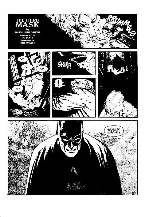 Batman-by-Katsuhiro-Otomo
