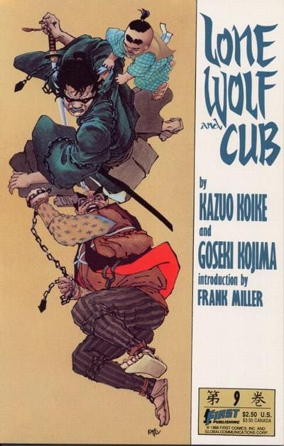 Frank-Miller-Lone-Wolf-and-Cub-1987