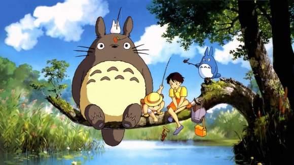 Femmes Ghibli Miyazaki Totoro