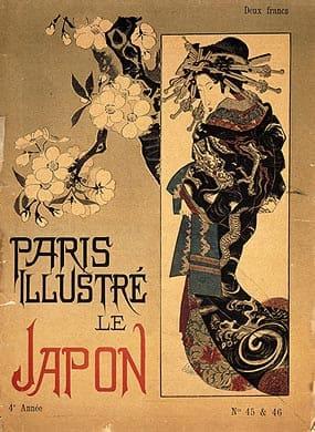 Paris Illustré Le Japon 1886