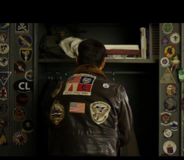 Top gun jacket new