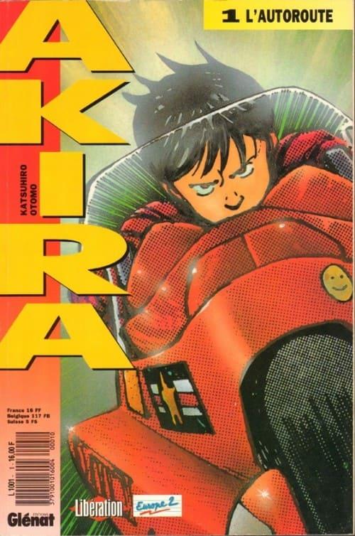 Première édition française d'Akira
