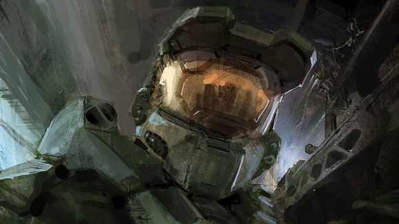 Halo Bungie Master Chief