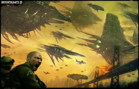Insomniac Games Resistance 2