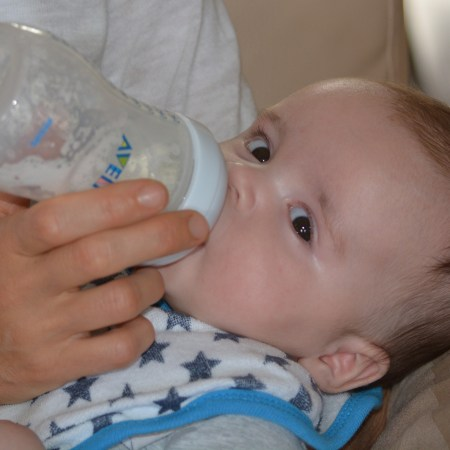 What a Difference a Breastfeeding Mother Makes