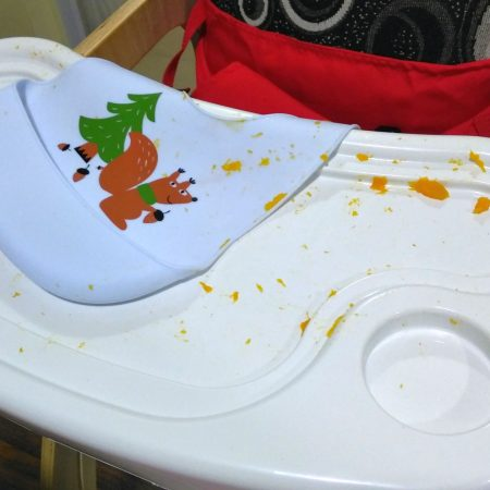 Baby-Led Weaning – The Spoon Aftermath