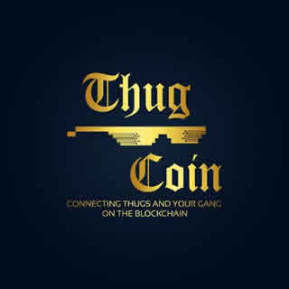 THUG Coin Airdrop : No Token Sale, No ICO