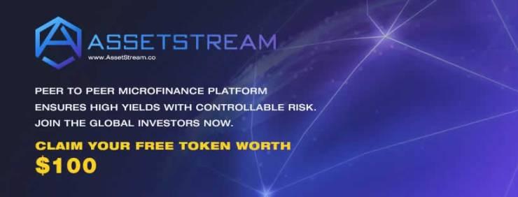 AssetStream Airdrop