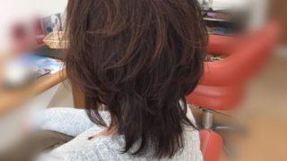 癖毛で髪が柔らかいAちゃんのヘアスタイル!
