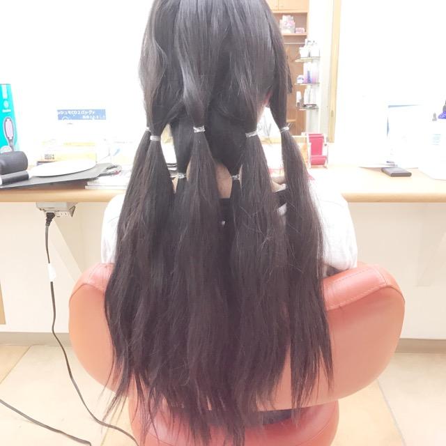 自分の意思でヘアドネーションをした中學生 | 恵庭市 美容室 ...
