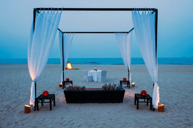 Beachfront Romance