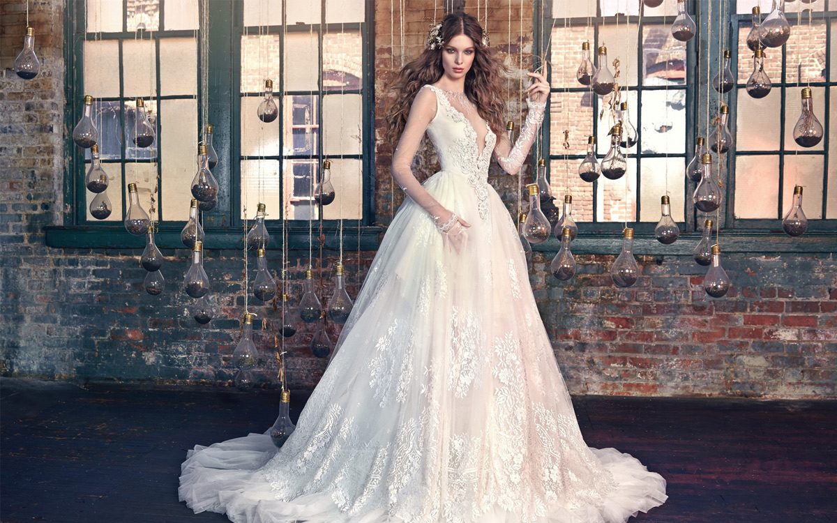 Galia Lahav - Snow White - Wedding Fashion