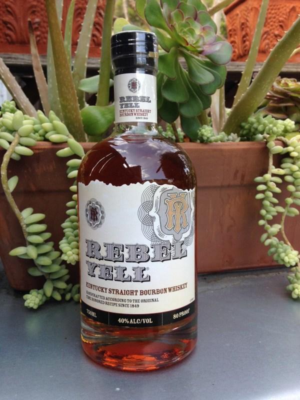 Bourbon Rebel Yell Bill
