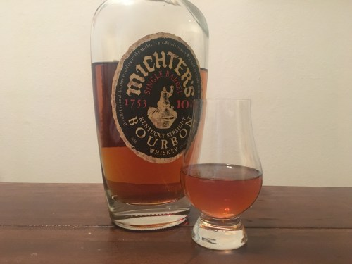 Michter's 10 years old