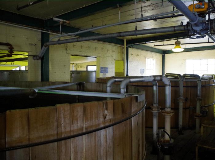 fermentation header