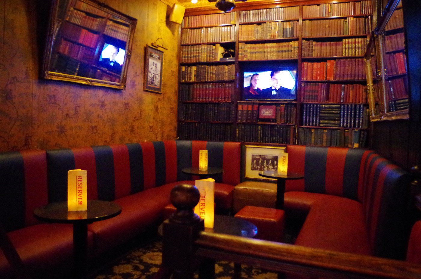 Groovy What I Look For In A Cigar Lounge Bourbonveachdotcom Download Free Architecture Designs Scobabritishbridgeorg
