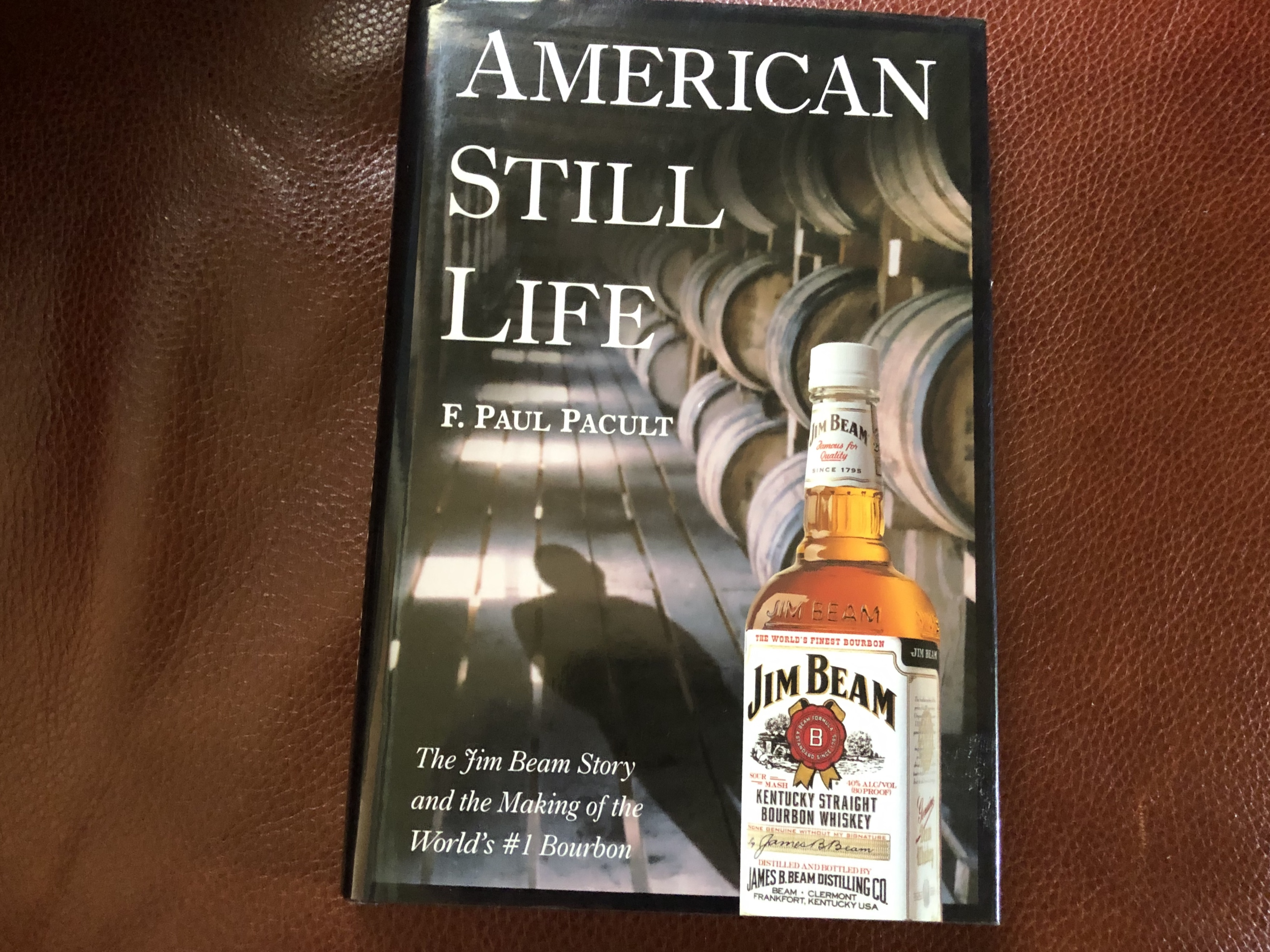 Book Review – American Still Life