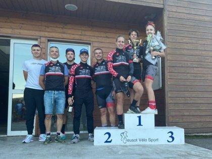 TRIATHLON: Philippe Duquenne French duathlon champion