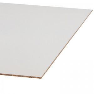 panneau melamine blanc 8 mm 125x250 cm 025 tst