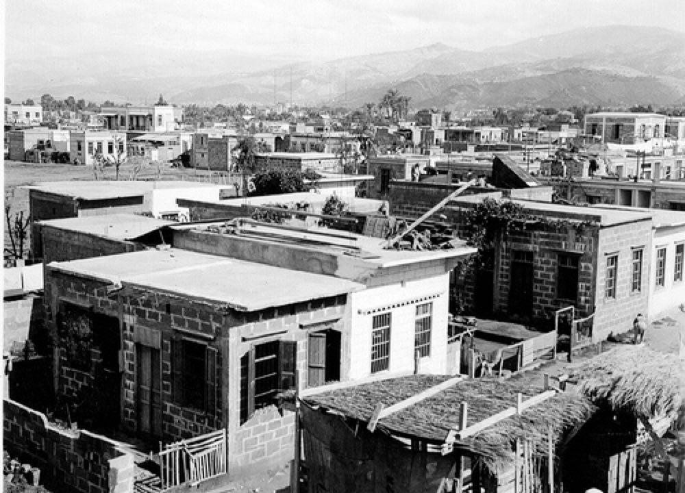 The Gullabashen neighborhood of Bourdj Hammoud