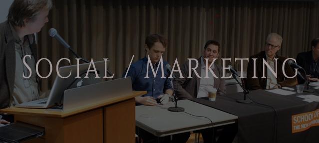 Social Media/Marketing