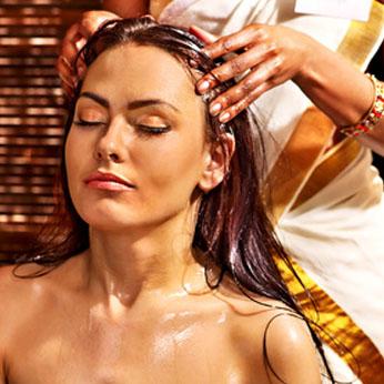 Indian head massage Andover