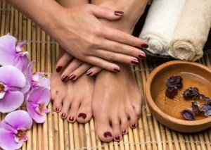 Beauty Salon Andover Pedicure