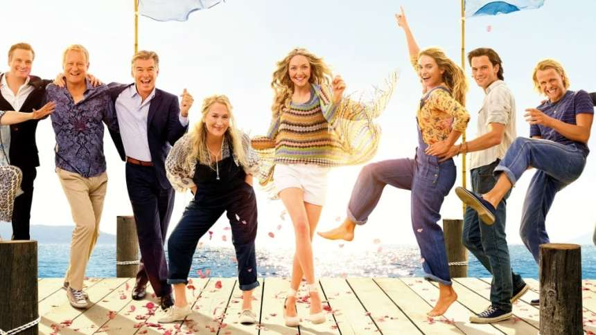 Mamma Mia, Here We Go Again!