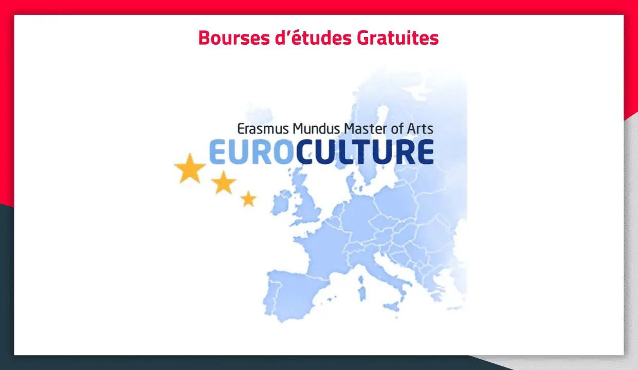 Bourses D études Euroculture Erasmus Mundus Union