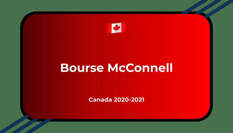Bourse McConnell Canada