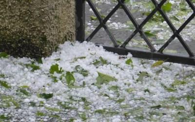ギネス世界最大記録の雹(ひょう)の大きさはカボチャ大!日本は?