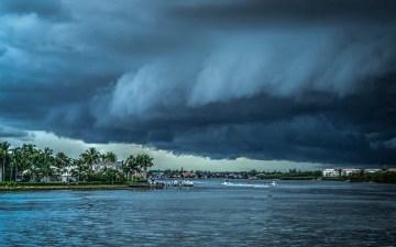 【ハリケーンランキング】歴代最強の最大風速や中心気圧は?カトリーナの強さは何位?