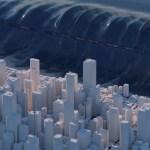 【首都直下地震】東京湾に来る津波の想定被害は何メートル?過去の地震は?