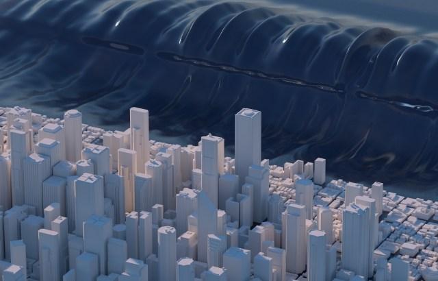 【首都直下地震】東京湾に来る津波の想定被害は何メートル?千葉では20m超えの可能性も