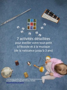 E-book gratuit - Bout de chou en éveil