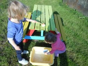 Pédagogie Montessori vie pratique