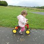 Premier vélo bébé 18 mois