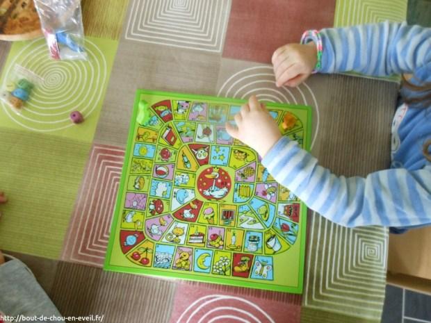 Jeux de société pour les petits