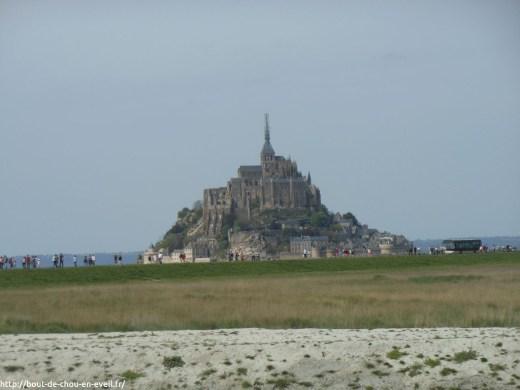 Sortie au Mont-Saint-Michel
