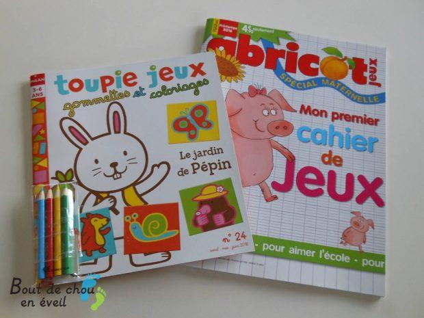 Livres et revues pour les petits