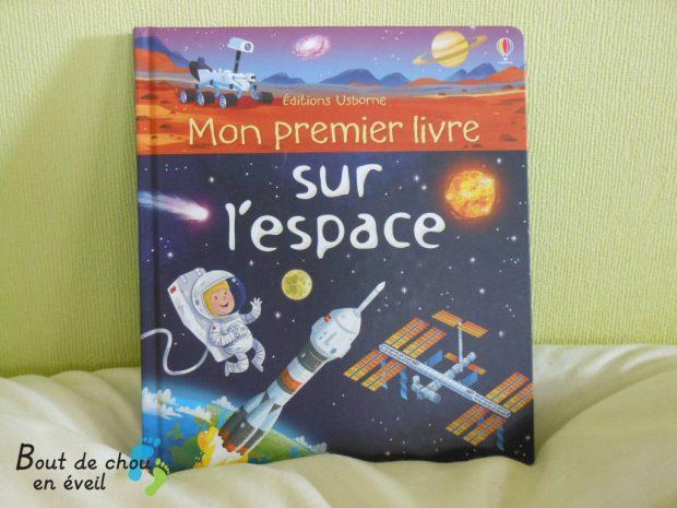 Usbrone, mon premier livre sur l'espace