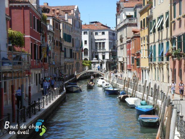 Vacances Bout de chou en Eveil Venise