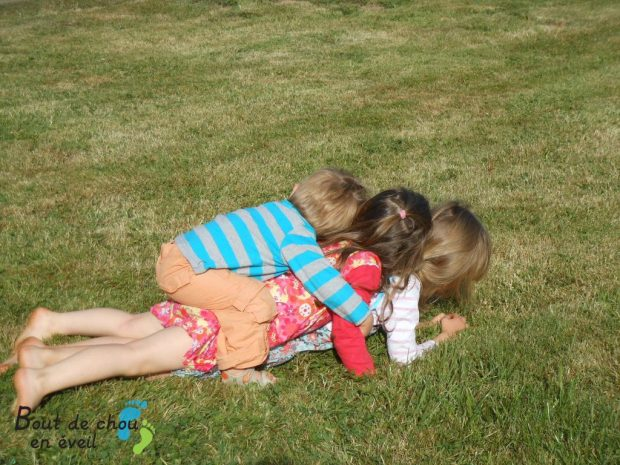 Enfants Boutdechou en Eveil