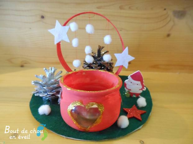 Bricolage de Noel pour les enfants