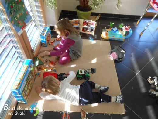Village playmobil