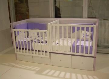 Idee Chambre Bebe Jumeaux | Chambre Bébé De Luxe Peinture Chambre ...