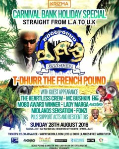 Event NEWS: DPG, Bushkin (HLC), FONZi + more! 2016 Leeds Carnival Afterparty