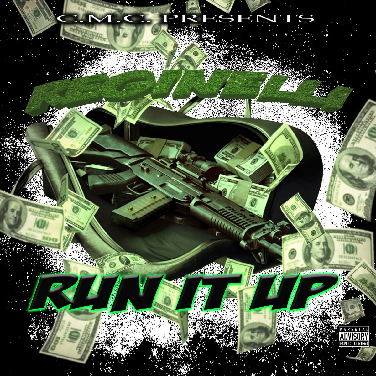 HOT NEW MUSIC! Reginelli - Run It Up [HEAT!]